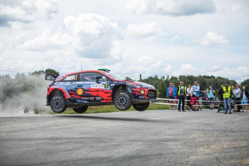 Ralliajakirjanik Evans hindab Eesti võimalusi MM-etapi saamisel kõrgelt