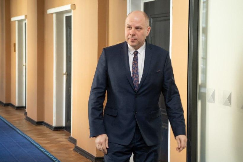 Minister Siem kinnitas Eesti Posti uue nõukogu