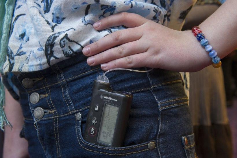 Ametnikud jätsid suhkruhaige lapse puudetoetusest ilma