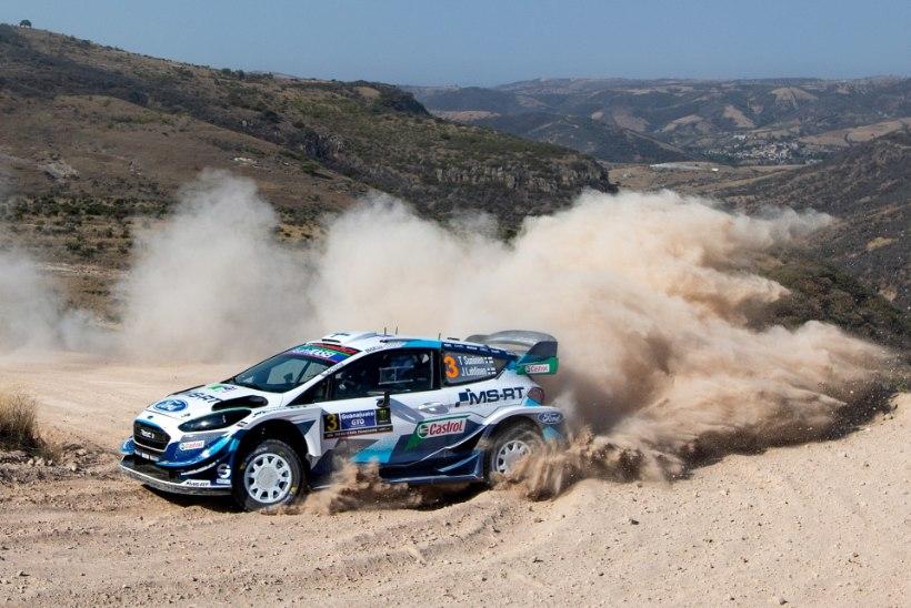 WRC-sarja juht edasisest hooajast: juba see oleks väga hea, kui toimuks neli rallit