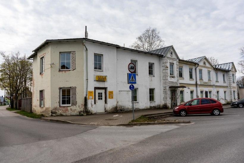 Ühe maja lugu Jaak Juskelt: President Pätsi lapsepõlvekodu on käinud käest kätte