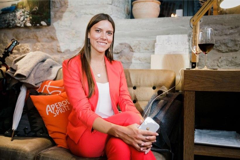 Eesti parim naismotosportlane Anastassia Kovalenko lahkub Sotsiaaldemokraatlikust erakonnast