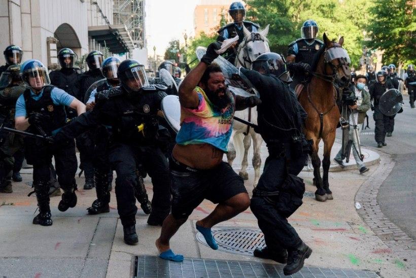 INTERVJUU | USAs elav eestlanna: rahutused võivad kulmineeruda sallivama ühiskonna või hoopis kodusõjaga