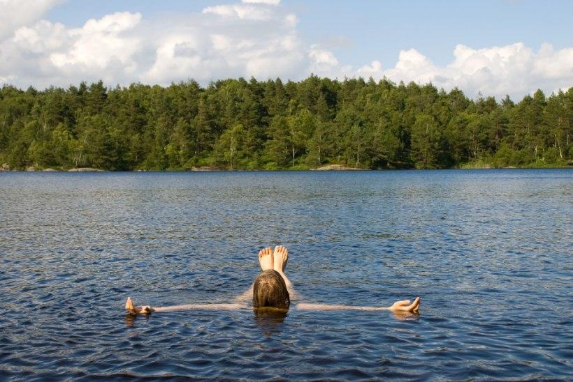 UJUMISE PÕHITÕED: vesi ja suplemine on tervisele kasulik, kui neid targalt nautida