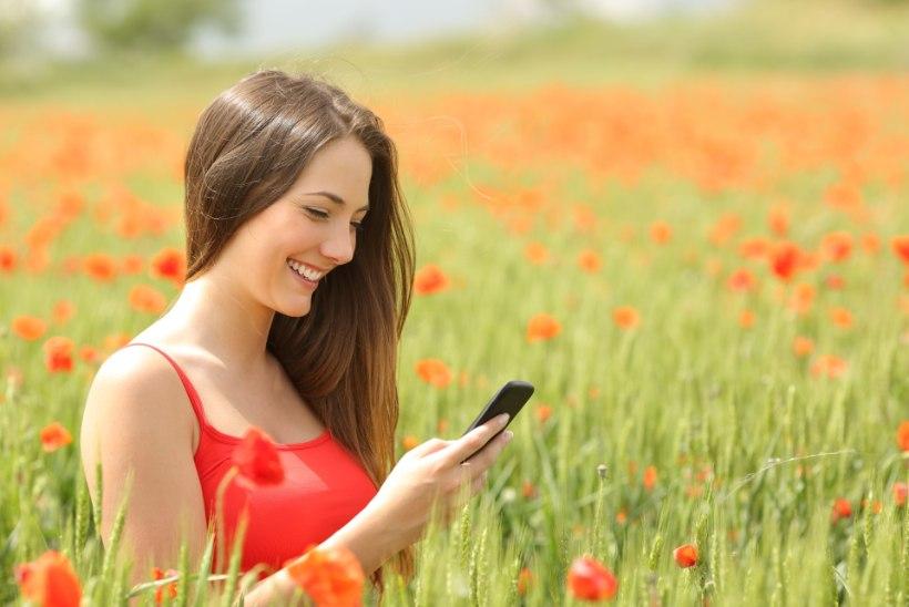 TÄIUSLIKUD PORTREED TELEFONIGA: need viis äppi aitavad