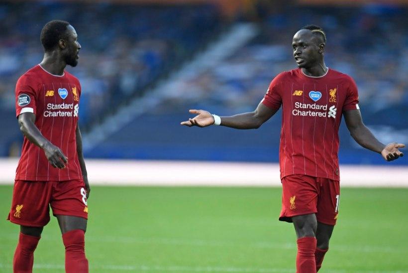 Hambutul Liverpoolil jäi kodulinna konkurendi vastu värav löömata