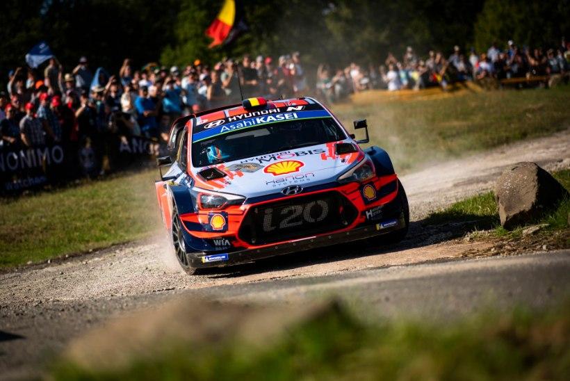Saksamaal püütakse vaatamata piirangutele kõigest väest WRC etappi korraldada: kaalume kõiki võimalusi
