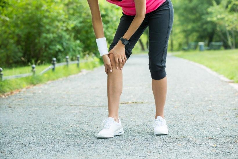 Kolm sportlikku tegevust, mis võivad liigesed tuksi keerata