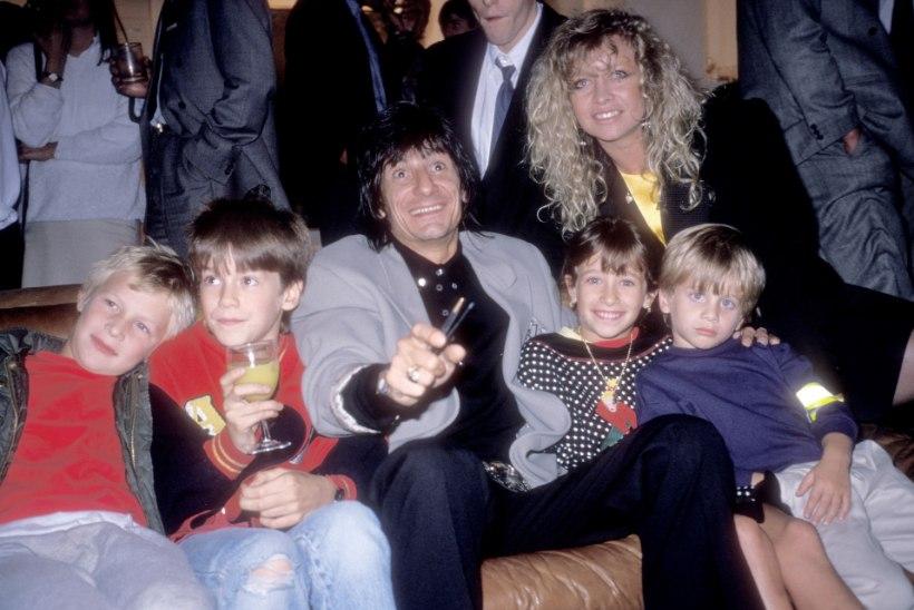 Rolling Stonesi kitarristi poeg: isa-ema eluviis tegi minust narkomaani