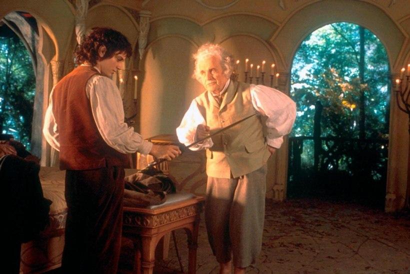 """""""Sõrmuste isanda"""" režissöör: Ian Holm mängis Bilbot Parkinsoni tõbe trotsides"""