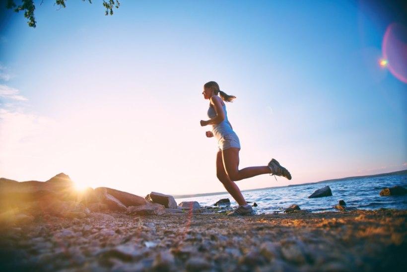 Tühja kõhuga jooksma - hea või halb mõte?