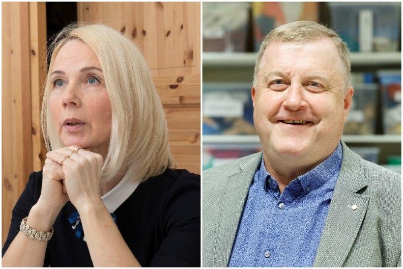 Estonia nõukogu liige Aivar Mäe skandaalist: ajaleheartikli alusel me ei hakka süüdi mõistma