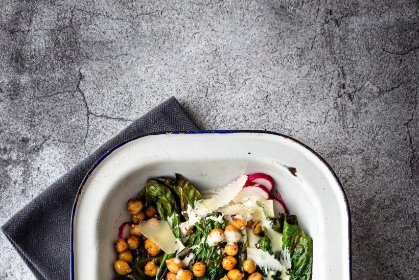 NÄDALA NIPP | Grillitud Rooma salatist saab maitsva eelroa