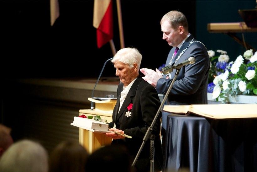 Suri Eesti kuulsaim veteransportlane Nora Kutti