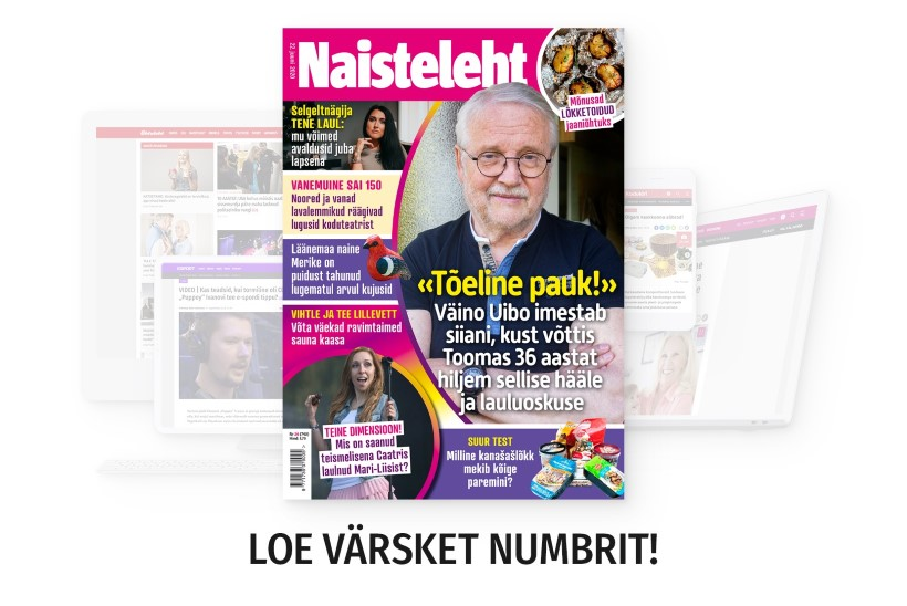 VÄRSEKS NAISTELEHES | Väino Uibo plaanib pensionipõlves kindlaks jääda teatrile
