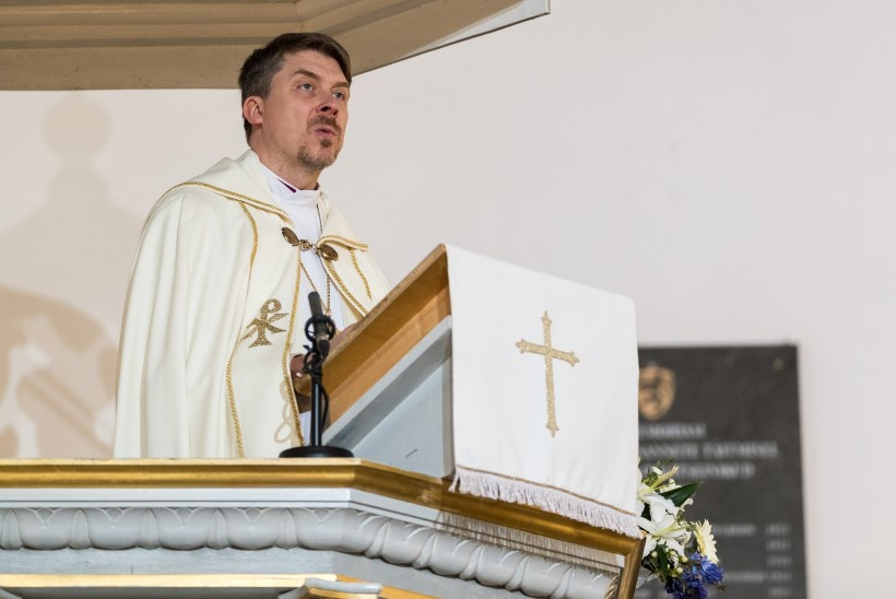 Peapiiskop Urmas Viilma: meie rahval on kaitsetahe, mida ei pea kellelegi tingimata demonstreerima või paraadiga tõestama