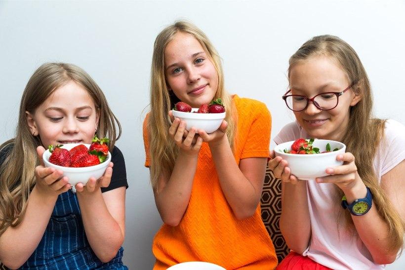 ÕL VIDEO | MAASIKATEST: kas lapsed suudavad eristada Eesti maasikat välismaa omast?