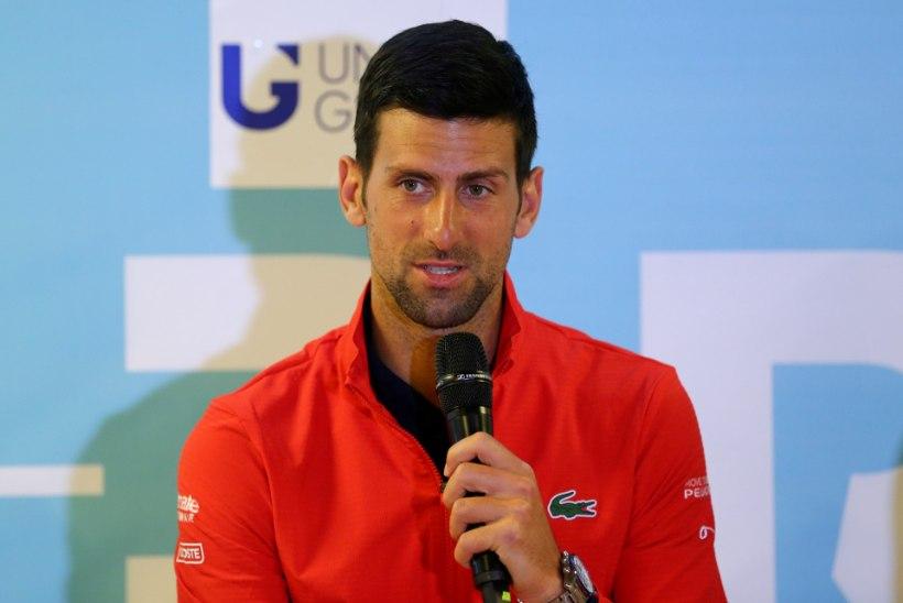 TWITTERI-MÖLL   Üldse ei imesta, et aasta s*tapea Novak Djokovic koroonaviirusesse nakatus