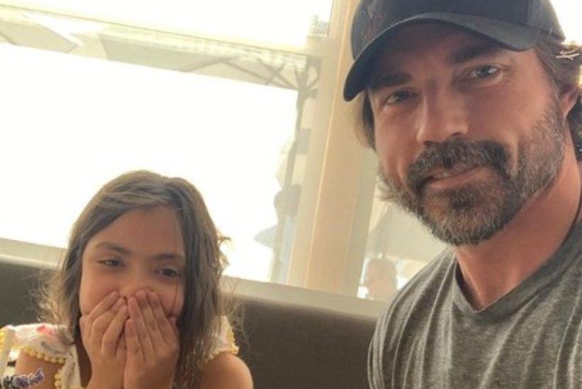 """SUUR RÕÕM: Bondi-tüdruku puudega tütar ütles esmakordselt """"issi"""""""