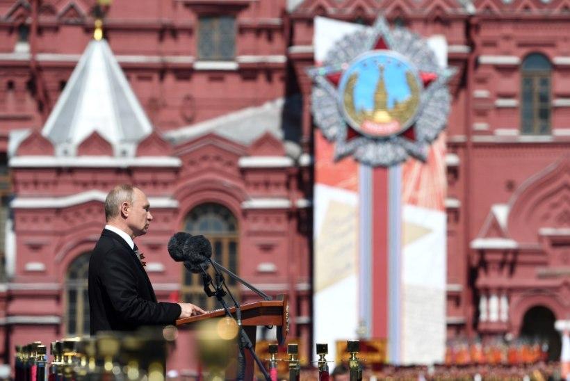 Vene valitsus kavatseb Eestis elavatele vanuritele raha kinkida