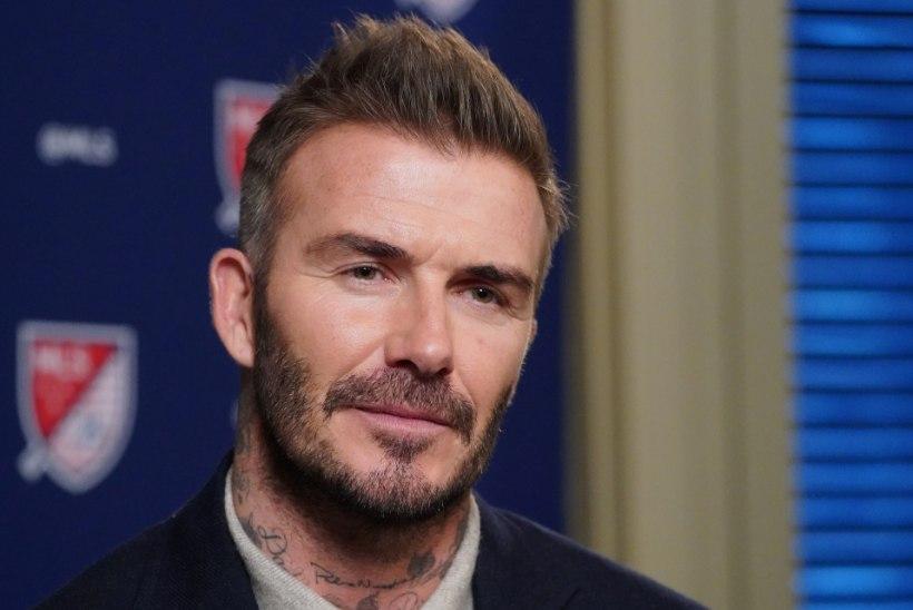 KAE HULLU! David Beckham sukeldus pea ees e-spordi kirevasse maailma