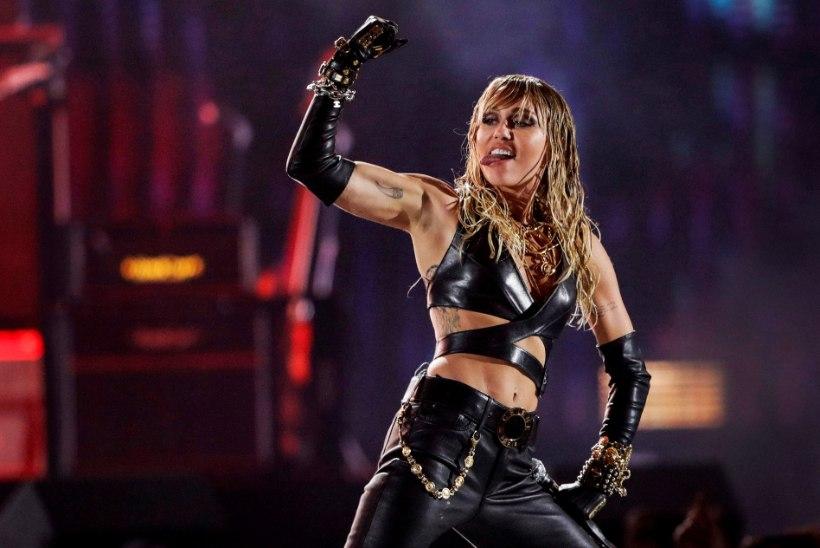 Miley Cyrus on pool aastat kaine olnud