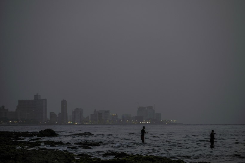 FOTOD | Sahara kõrbetolm mässis Kariibi mere enda sisse
