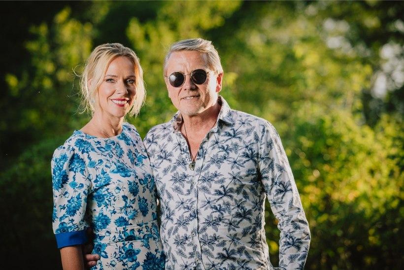 Eda-Liis Kann ja Haldo Oravas soetasid esimese ühise kodu: see maja on meie muinasjutu täitumine