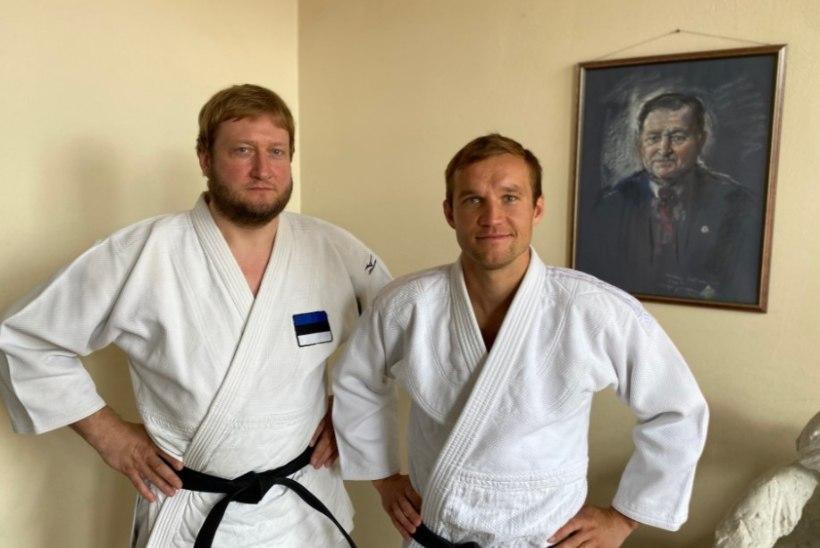 Martin Järveoja hakkas rallipausi ajal tegelema judoga ja käis 55 päeva järjest saunas