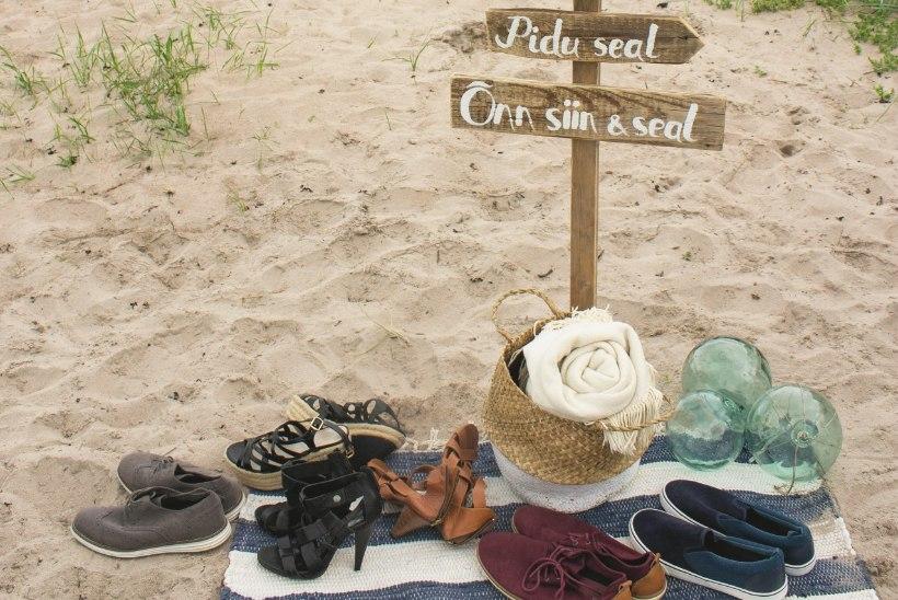 PIDU RANNAS | Häid isetegemisideid mereteemaliseks pulmapeoks!