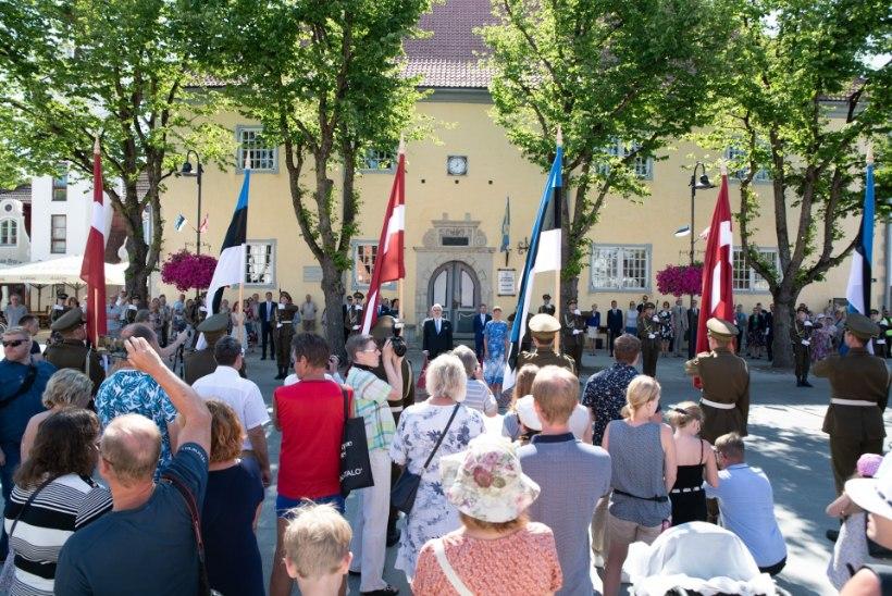 President Kaljulaid Läti kolleegile: kriis tõi hästi esile meie riikide tugeva koostöö