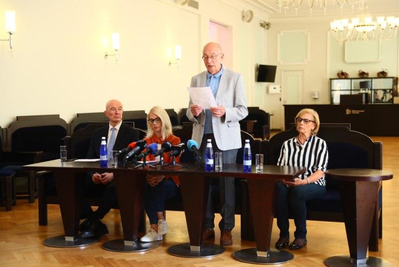 VIDEO   Estonia nõukogu Aivar Mäest: selline käitumisviis ei ole kindlasti korrektne