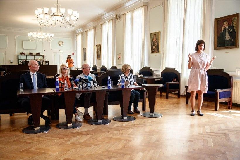 Estonia nõukogu otsustas: Onu Heino ajad on möödanik, Mäe läheb puhkusele