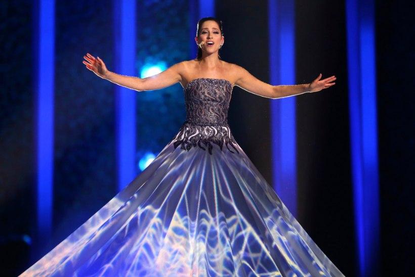 Elina Nechayeva mängis Eurovisioni-komöödias iseennast: kogu kogemus oli erakordne!