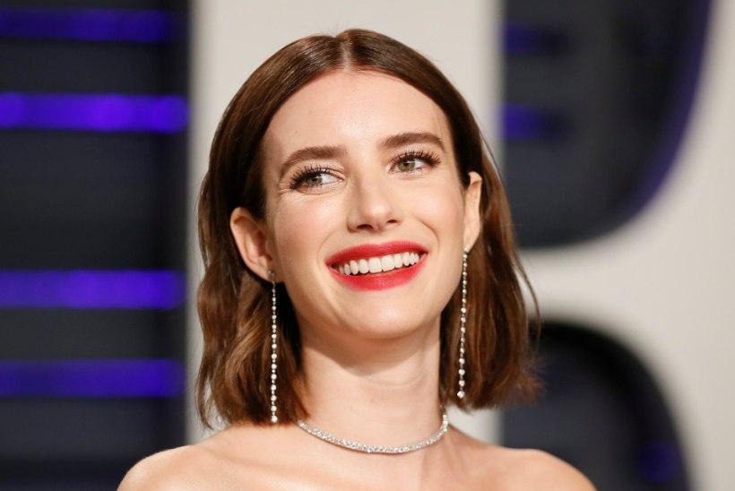 Emma Roberts ootab oma uue kallimaga last