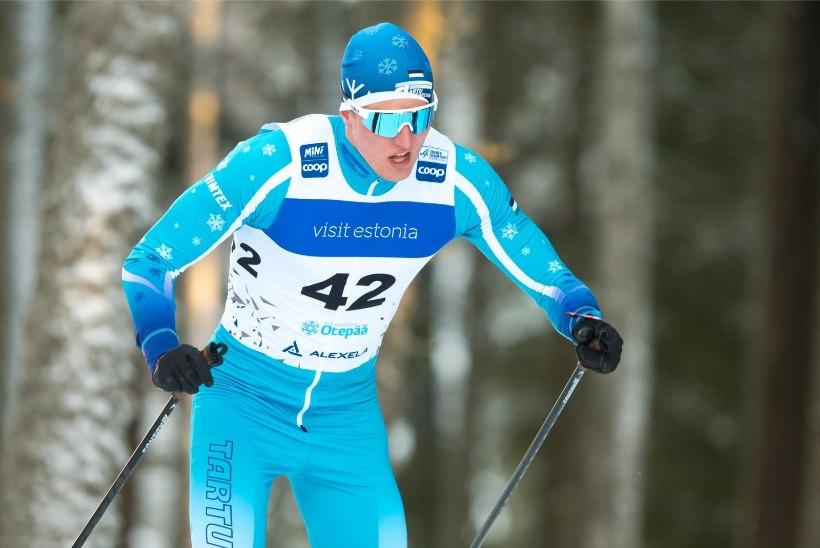 KORRALIK KATSUMUS! Pikamaasuusataja teeb rullsuuskadel Eestile ringi peale