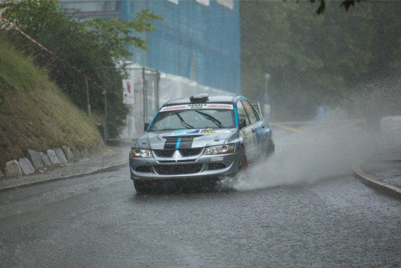 Rally Estonia korraldajatel on pea 230 km jagu katseid paigas