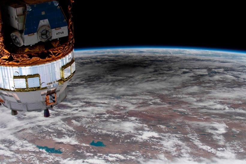 NASA otsib Kuu-missioonile sobivat tualetti