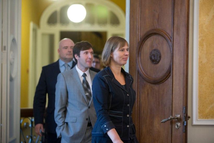 FAKTIKONTROLL: Helme helesinine unistus Kaljulaidi tagandamisest realiseeruda ei saa