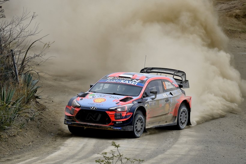 WRC hooaeg võib lõppeda alles detsembris, viimane etapp võib toimuda maailmakuulsal ringrajal