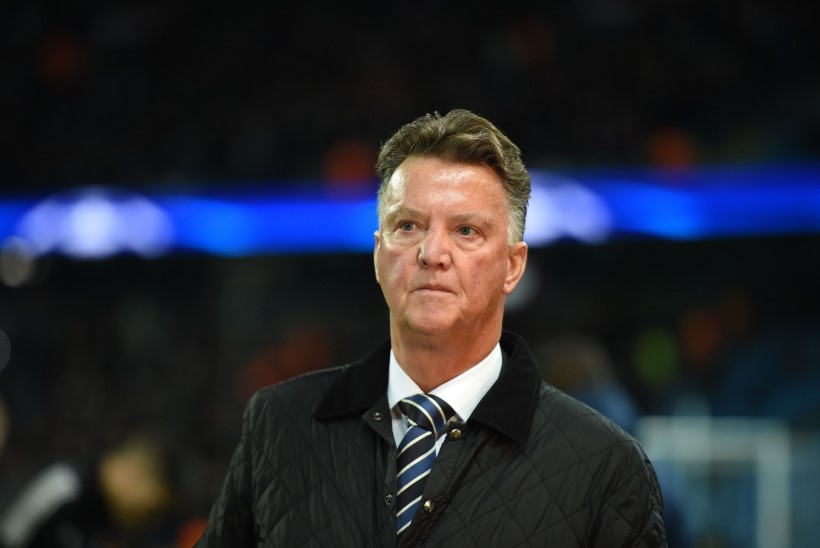 Endine Barcelona ründaja nimetas Louis van Gaali lolliks treeneriks