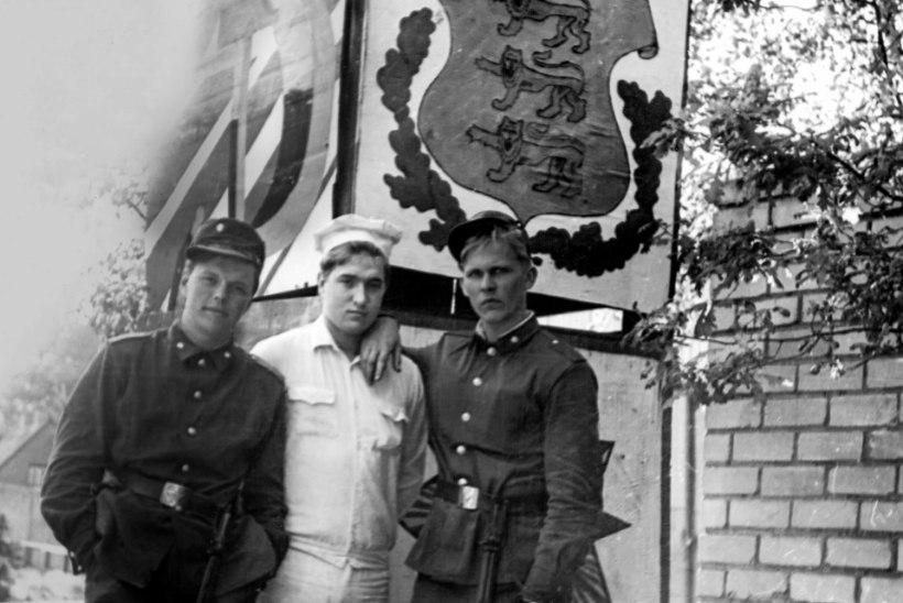 Prominentide pojad teenisid Tallinna miilitsapataljonis