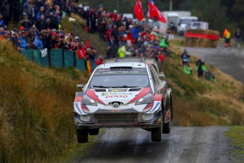 Toyota peainsener meenutas rallimeeskonna rasket algust: võimalusel ma seda uuesti ei teeks!