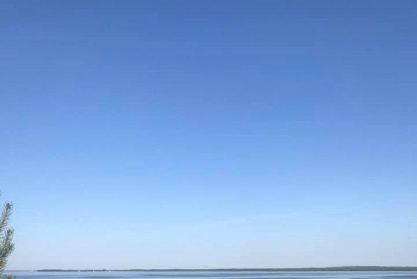 HOMMIKUSÖÖK STAARIGA | Kristiina Ojuland avas oma Ihasalu häärberis privaatse tasulise ranna