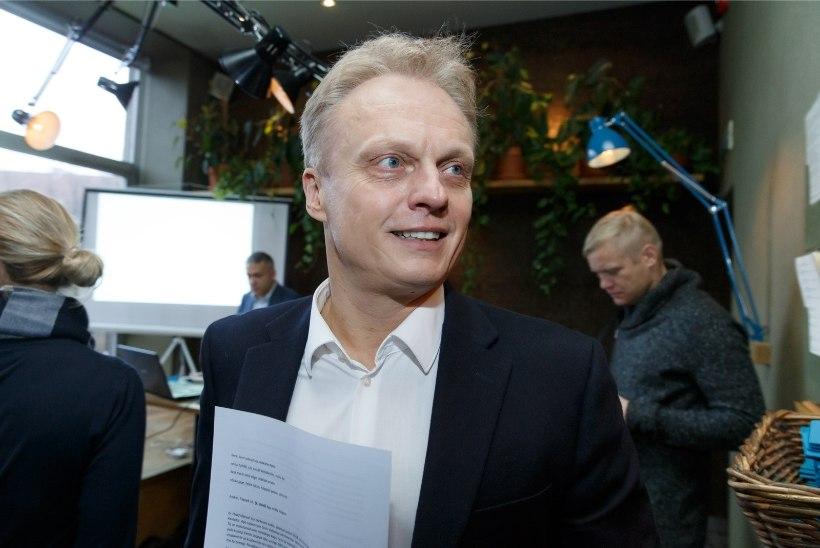 Keskerakond tahtis Imre Sooäärt Tallinna linnaosavanemaks