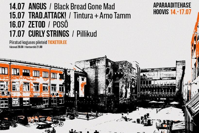 Jalmar Vabarna korraldab Tartus uue kontserdisarja: taas on aeg folk lubatud piirides massidesse viia