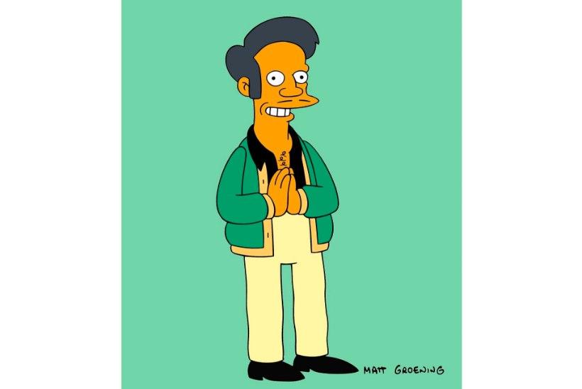 """""""Simpsonites"""" lõpetati valgete näitlejate kasutamine mittevalgete rollis"""