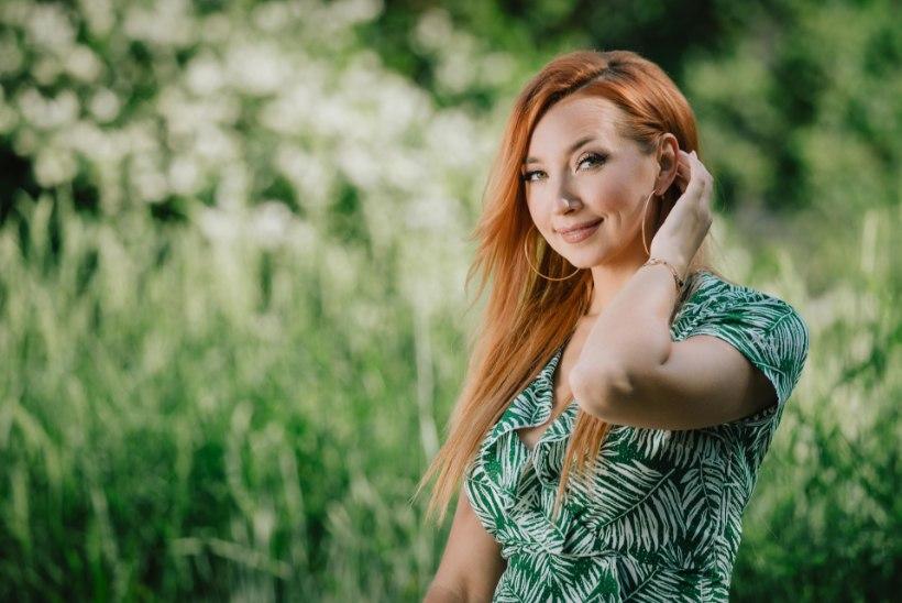 Tanja kirjutab raamatut:  see saab olema niisama rõõmus ja temperamentne, nagu ma isegi olen