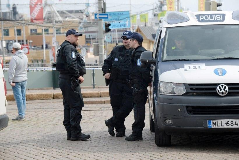 Soome politsei: Helsingi linnateatris toimus plahvatus