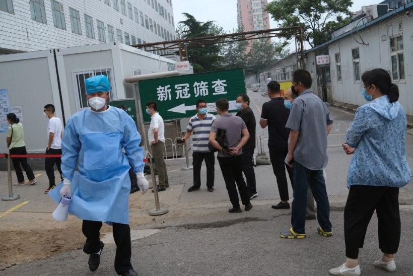 KOROONAVIIRUS MAAILMAS: 10,2 miljonit diagnoositud nakatunut ja üle 504 000 surma. Hiinas pandi 400 000 inimest karantiini